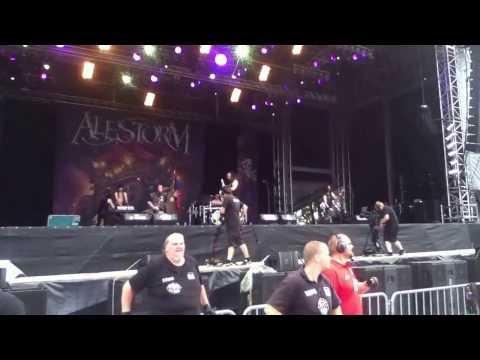 Alestorm  Pirate Song  at Wacken 2013