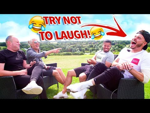 TRY NOT TO LAUGH CHALLENGE! 😂 FT. JIMMY BULLARD & TUBES!