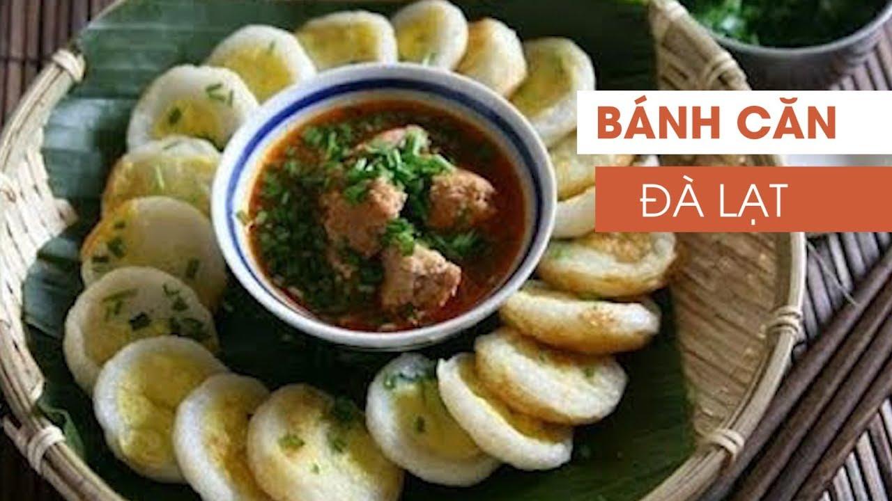 Đi ăn bánh căn chính gốc Đà Lạt ngay giữa Sài Gòn