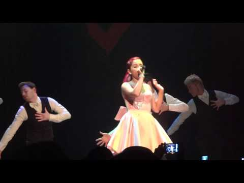 "Ariana Grande - ""Only Girl In the World"" [Rihanna cover] (Live in San Diego 2-20-12)"