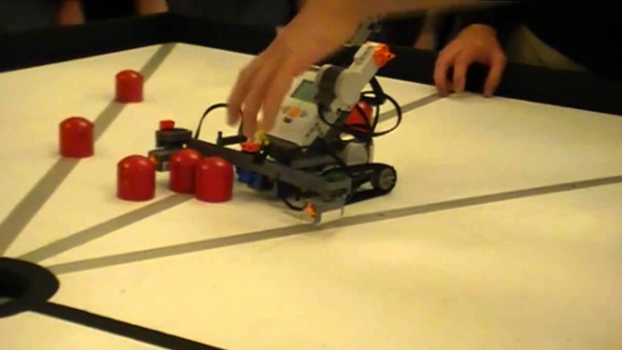 Lego NXT Robot Exhibition - Citadel Engineering Week