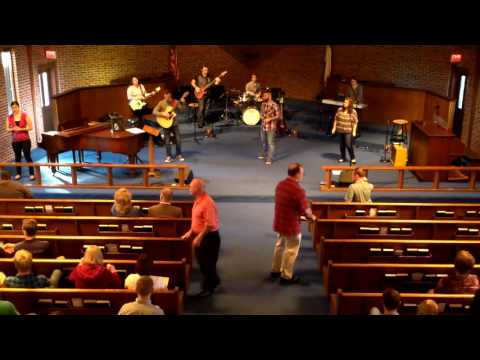 Cable Road Alliance Church 1st service 10/ 25/ 15