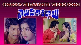 Nayudu Gari Abbai Video Songs  - Chukka Vesanante| Kirshna | Ambika | BV Prasad | V9 Videos
