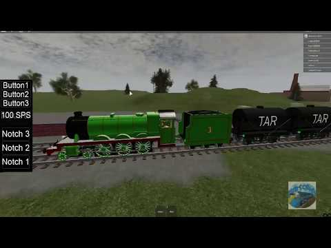 Thomas And Friends The Cool Beans Railway 3 Three Roblox!