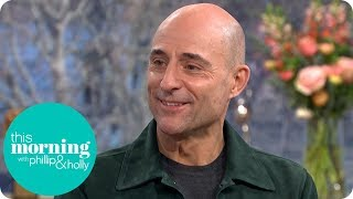 Mark Strong Reveals He'd Love to Be a Bond Villain | This Morning