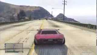 GTA 5 High Speed Driving across Los Santos HD GAMEPLAY