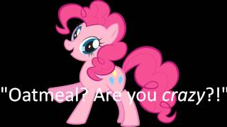 Pinkie Pie sound clips