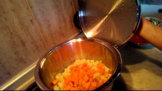 Овощной салат с креветками. Lux Prestige. Лобова Олеся