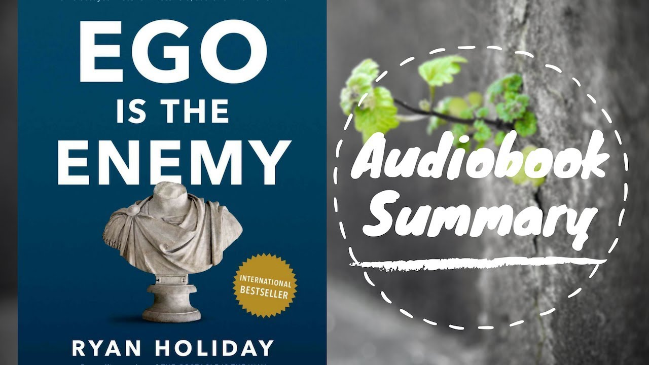 ego is the enemy audiobook free