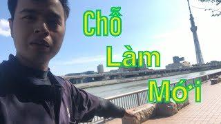 Chỗ Làm Mới ở Tokyo II Cuộc Sống Nhật II Muti Vlog