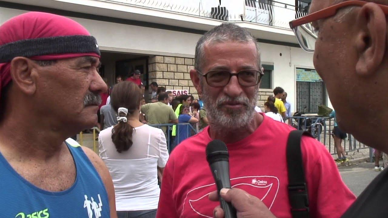 Vários atletas com mais de 60 anos participaram na 38º Meia Maratona de S. João das Lampas. Veja o video com estes dois bons exemplos.