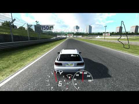 LFS Honda Civic.TH