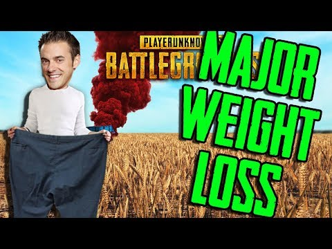 PUBG DUO RANDOM with MAJOR WEIGHT LOSS (HE KNOWS STENOMA!)
