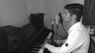 Douglas Dare's 'Caroline' sung and played by 16 year old Patrick O'...