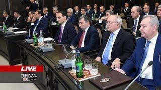 Գումարի դուրս գրում, ՊՈԱԿ ների միավորում, արտաքին պարտքի մեծացում  Կառավարությունը նիստ է անում