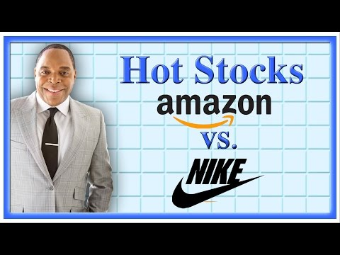 Nike Stock vs Amazon.com Stock
