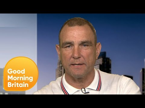 Vinnie Jones's England World Cup Predictions  Good Morning Britain