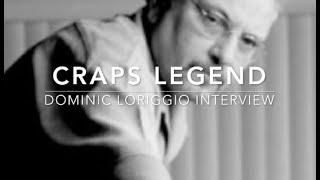 CRAPS LEGEND! Q&A w/ World's GREATEST Dice Controller Dominic LoRiggio! #Gambling #Casino - YouTube