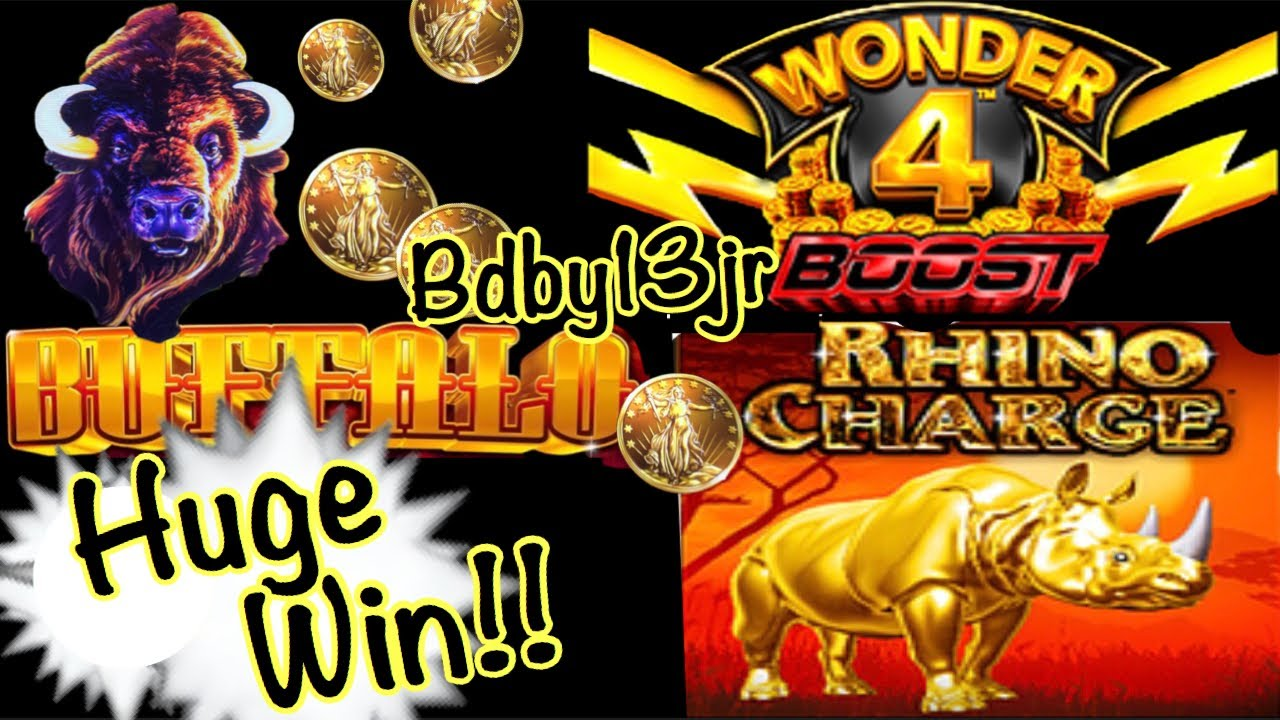 Spiele Buffalo Charge - Video Slots Online