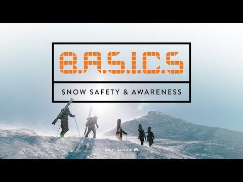 BASICS 7   Snow Safety & Awareness