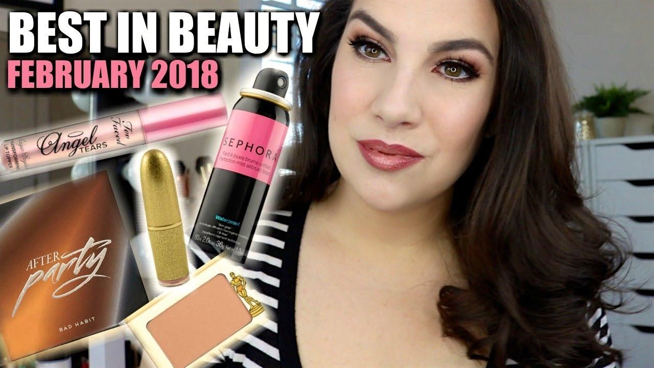 Emily Noel: BEST IN BEAUTY: February 2018 – MakeupPro