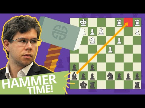 Sub Saturday: GM Jon Ludvig's Chess Hammertime