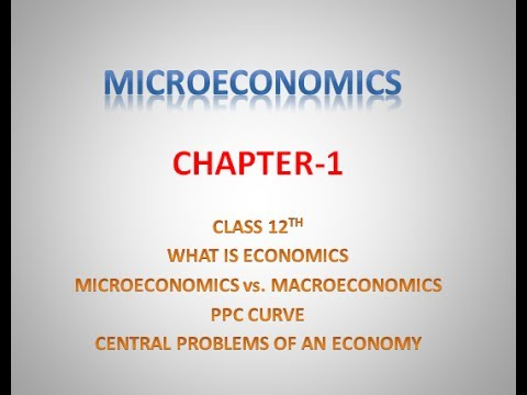 micro economics chapter 1 Test yourself with microeconomics quizzes, trivia our newest quiz is about that part of economics that the quiz consists all about chapter 1.