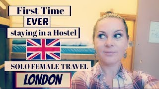 Video FIRST TIME  EVER HOSTEL EXPERIENCE + HOSTEL TIPS // SOLO FEMALE TRAVEL download MP3, 3GP, MP4, WEBM, AVI, FLV Januari 2018