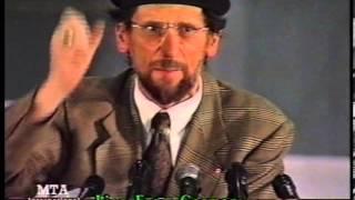 Speech by Amir Jamaat Germany Abdullah Uwe Wagishauser at Jalsa Salana Germany 2000