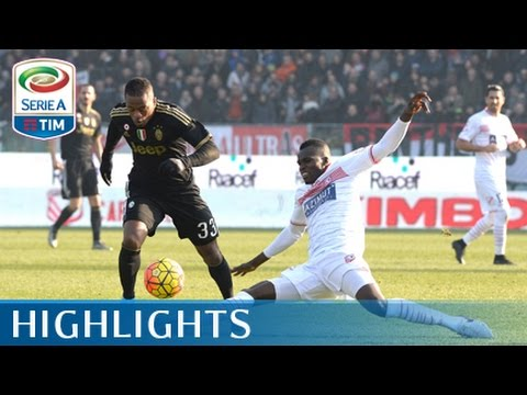 Carpi - Juventus 2-3 - Highlights - Matchday 17 - Serie A TIM 2015/16