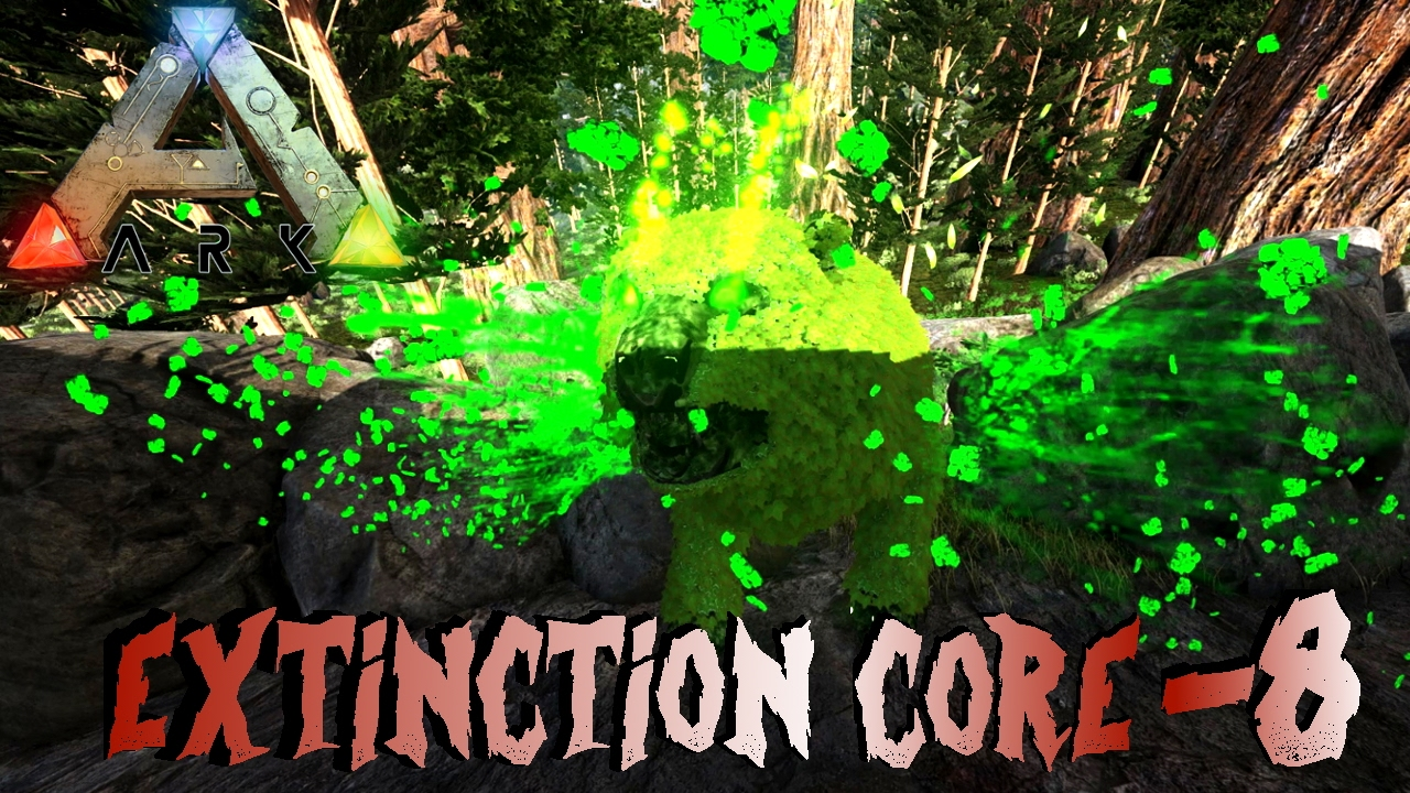 ARK: Extinction Core #8 - Scion of Nature taucht auf & ein Ice ...