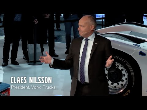 Volvo Trucks - Press conference from IAA in Hannover, 2016