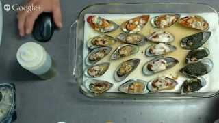 Mussels Five Ways And Other Superbowl Snacks