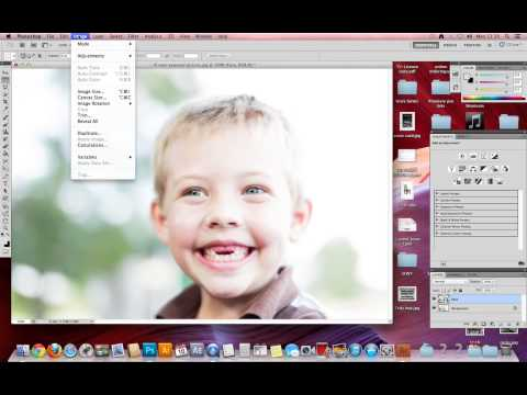 Edit an Overexposed  picture in photoshop CS