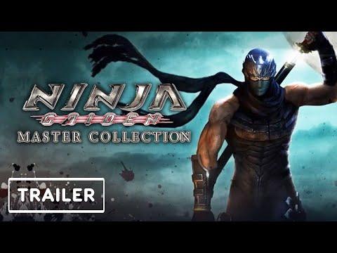 Ninja Gaiden Master Collection - Official Announcement Trailer | Nintendo Direct