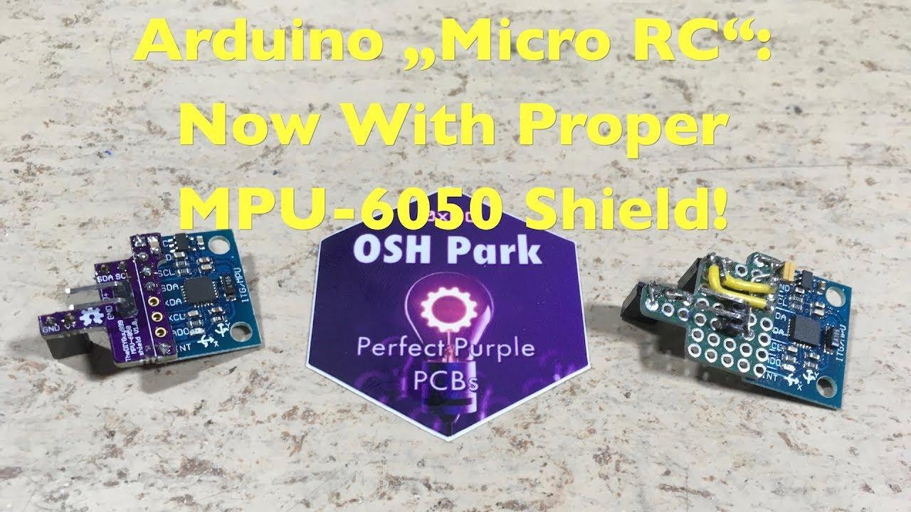 MPU-6050 Arduino