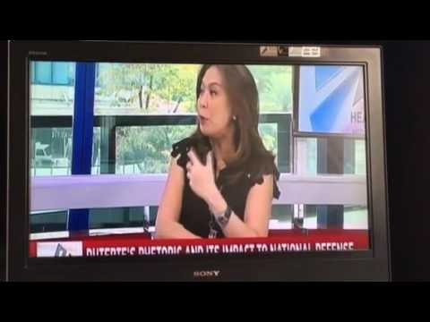 Roilo Golez, Philippines-China-US-Japan relations, part 2