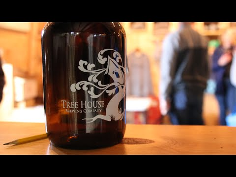 US Roadtrip to Treehouse & Trillium | The Craft Beer Channel