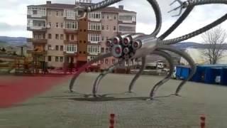 Uzaylı saldırısı (alien attacks) Fxguru effects