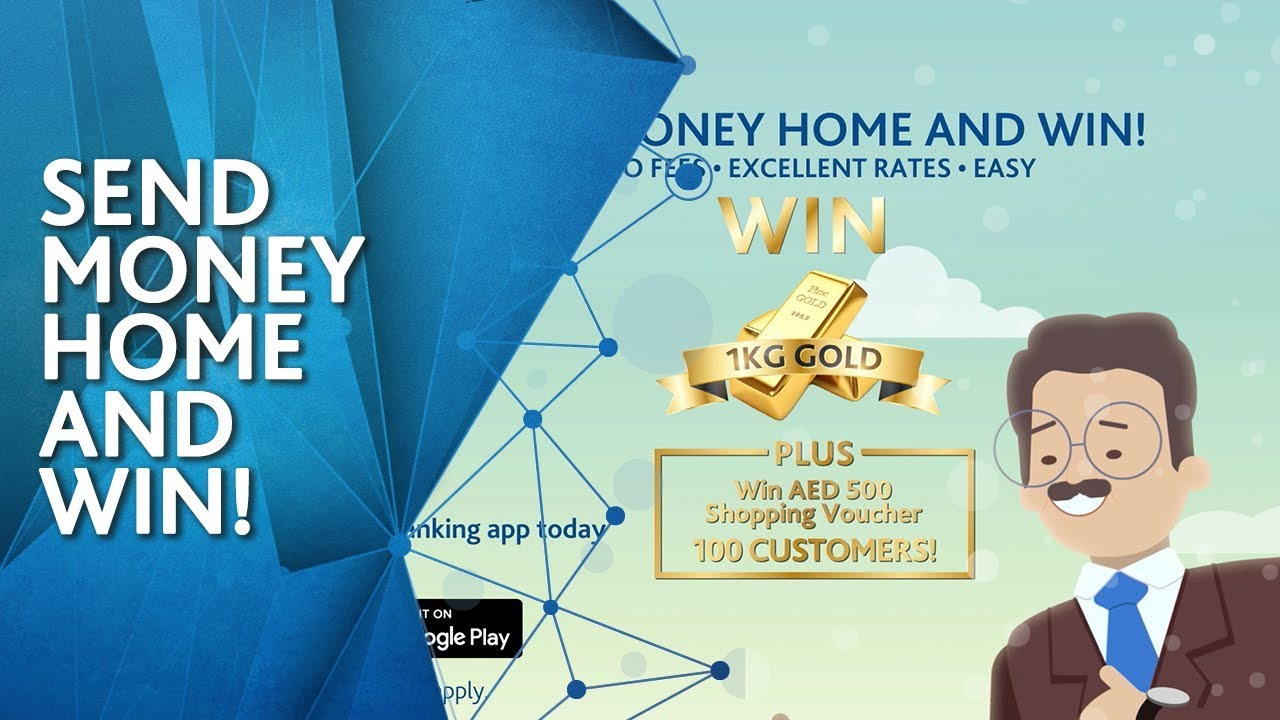 Send Home Money And Win You