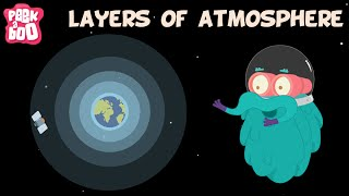Layers Of Atmosphere | The Dr. Binocs Show | Learn Series For Kids