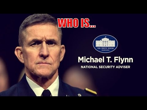 Who is Lt General Michael Flynn - Trump