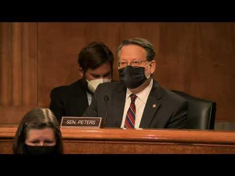 Senate Committee considers nomination of Biden DHS Secretary pick Alejandro Mayorkas