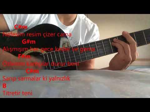 Bahadır Tatlıöz - Takvim gitar dersi
