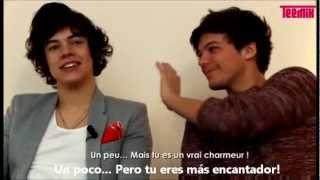 Harry Styles & Louis Tomlinson Teenmix (entrevista subtitulada)