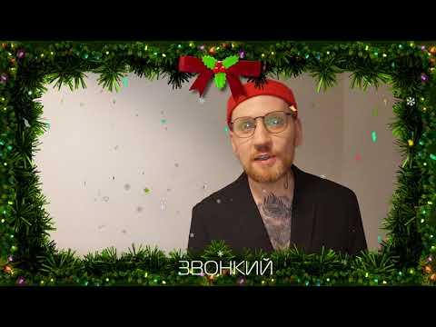 Поздравление зрителей телеканала TVMChannel от Звонкого
