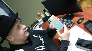 Unboxing Galaxy Note 10 + (512)