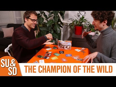 The Champion of the Wild - Shut Up & Sit Down Review