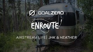 AIRSTREAM LIFE | JHK & Heather Irmiger