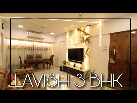 Interior Design | 3 BHK Flat | Latest Design ideas